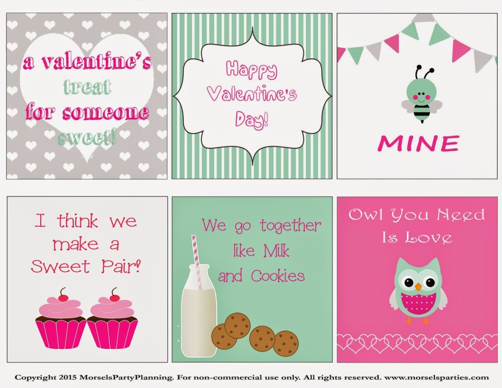 photo about Free Printable Lunchbox Notes for Husband identify Valentines Working day: No cost Printable Lunch Notes